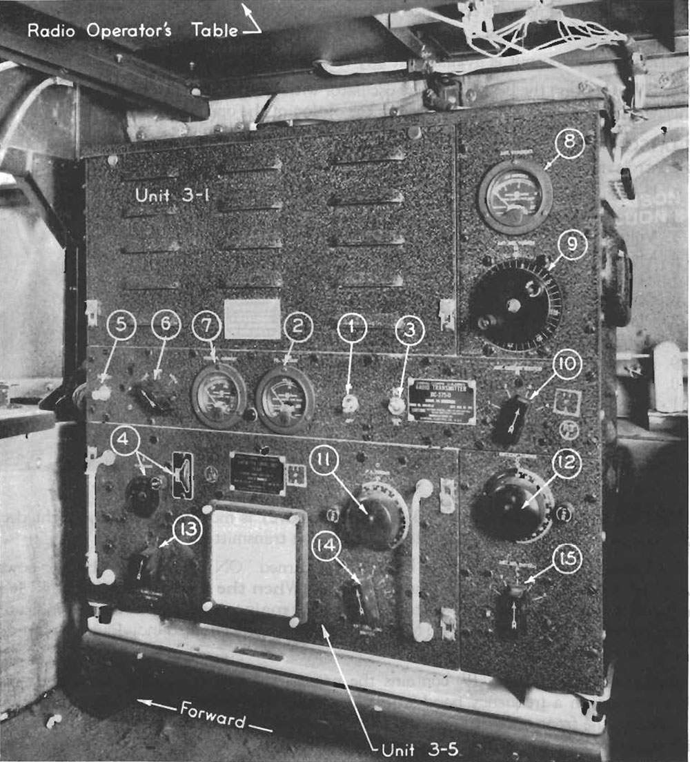 B 24d Command And Liaison Radio Equipment Antenna Tuning Unit Page 117