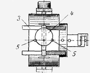 схема принципиальная компас