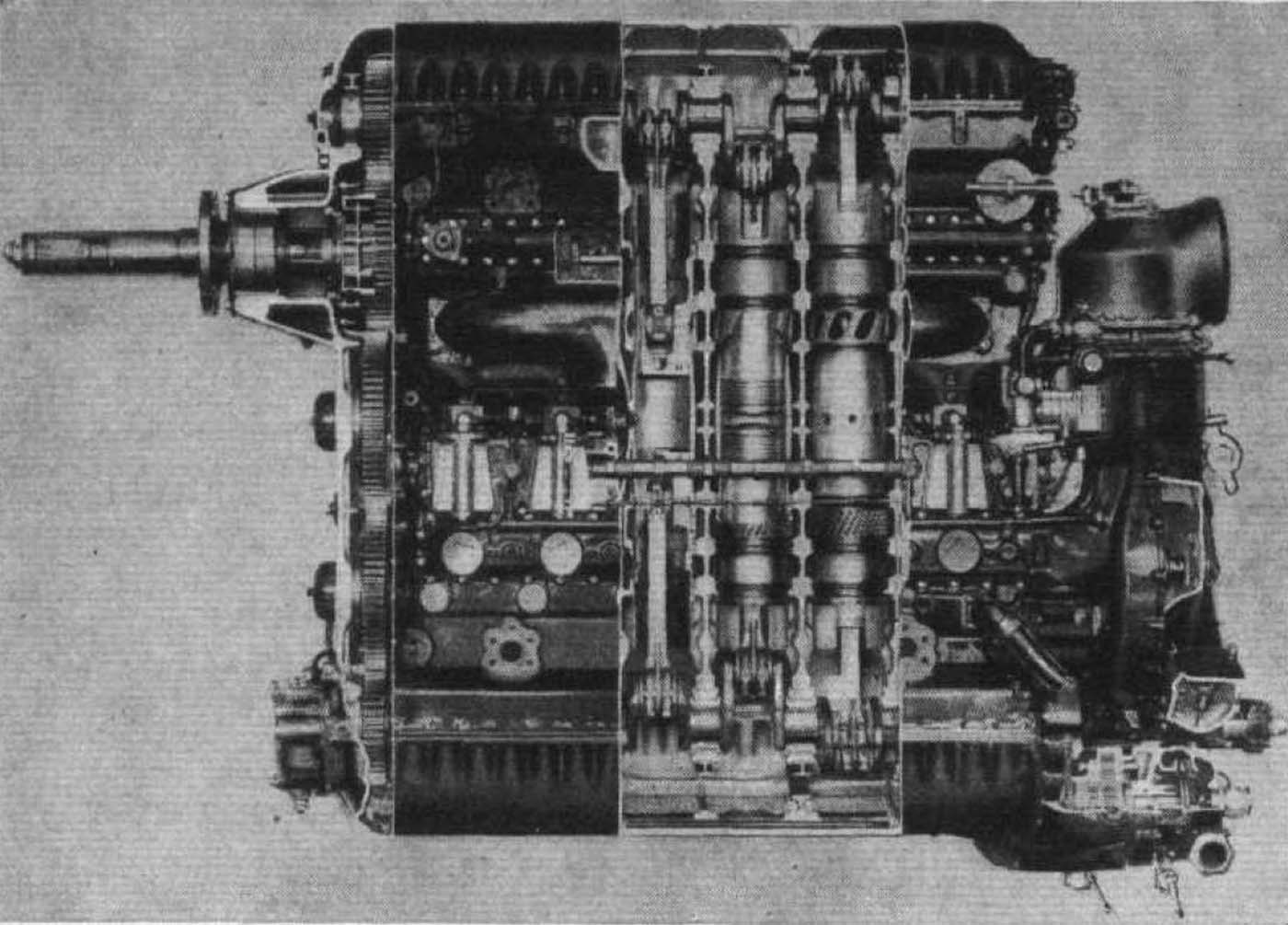 Junkers Jumo engine
