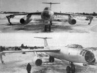 Aircraft 150 an the airfield in Lukhovitsy