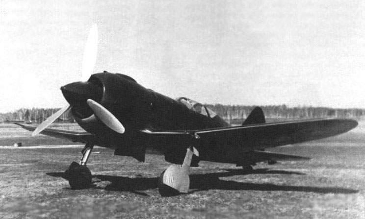 И-185 'образцовый' (эталон). Лето 1942
