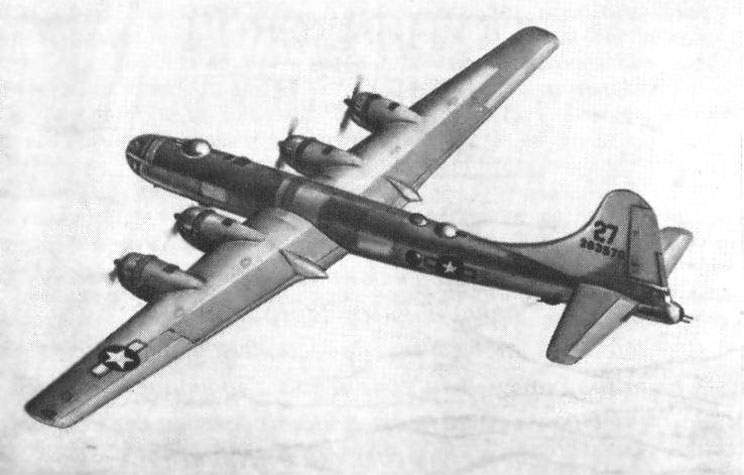 Photo B-29 Superfortress