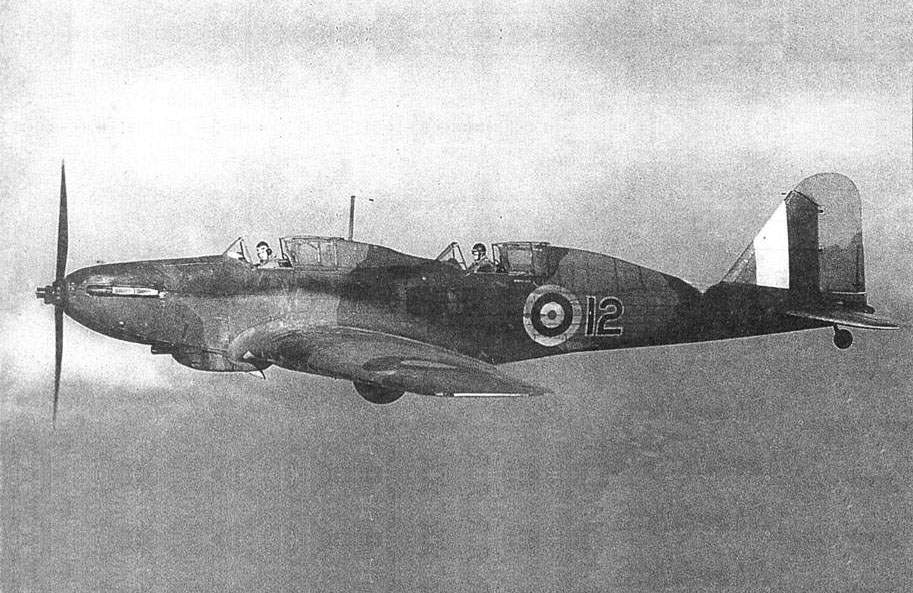Fairey Battle T (trainer)