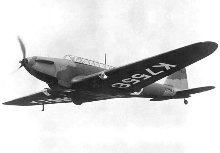 Fairey Battl