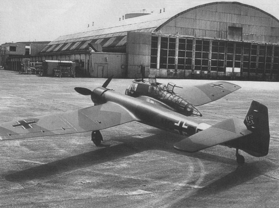 Blohm and Voss BV-141