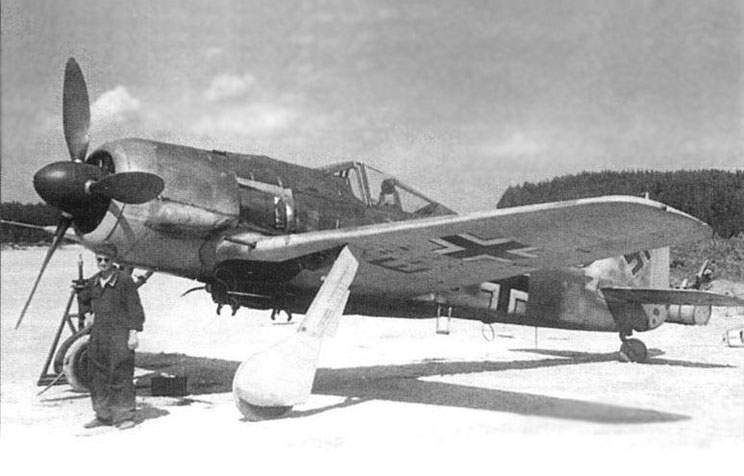 FW 190F-8 from 1./SG 5