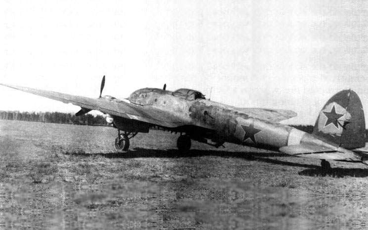 Heinkel He 111H-6 in USSR, May 1943