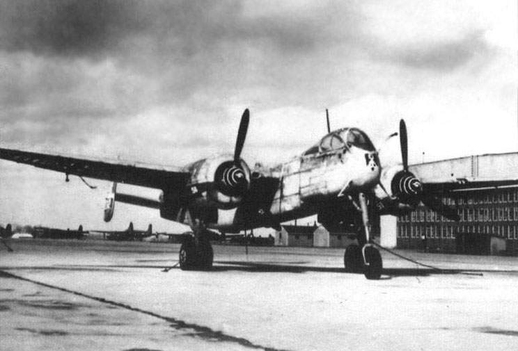 He-219 A-5/R2 shortly after its capture in 1945