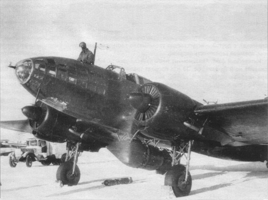 An IL-4T before a minelaying sortie