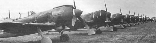 Ла-5. Боевое применение (часть 2)