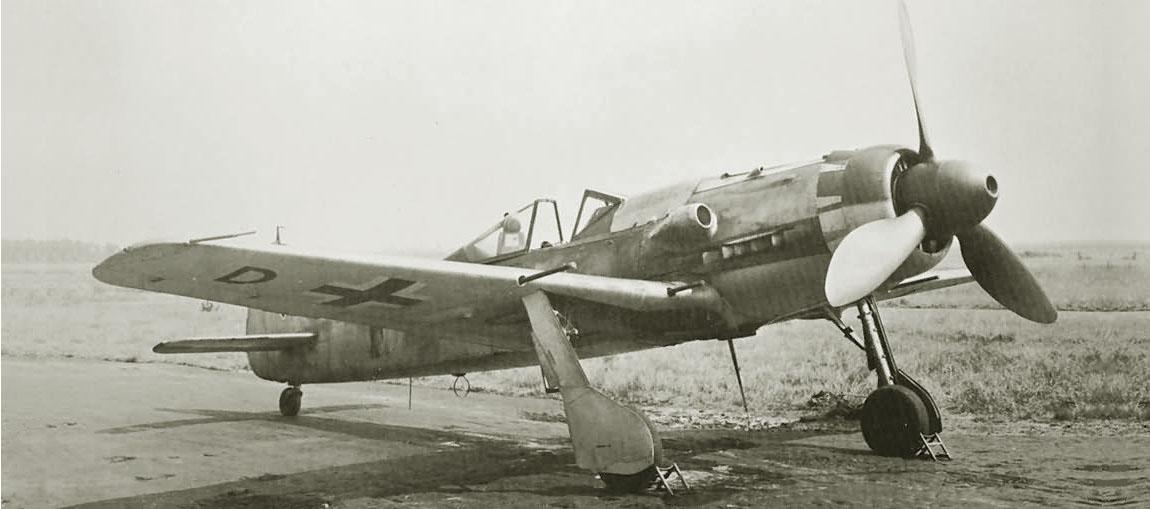 Focke-Wulf Fw 190 Würger Gallery | Wings Tracks Guns