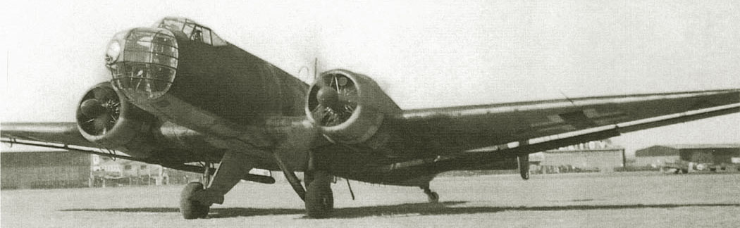 Junkers Ju.86P-1 T5+RM from KG200.