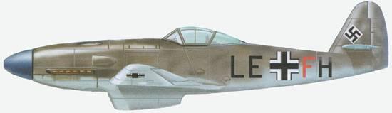 Luftwaffe 46 et autres projets de l'axe à toutes les échelles(Bf 109 G10 erla luft46). - Page 20 Me309