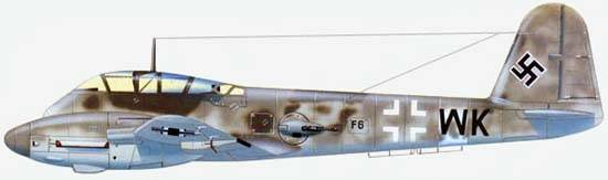 Me-410 Hornisse