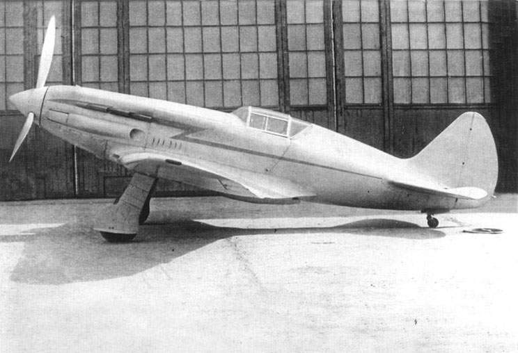 The first experimental I-200