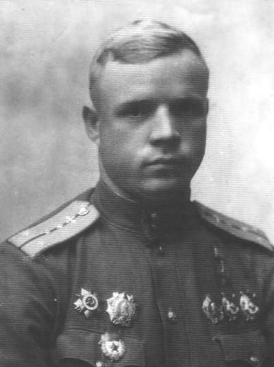 Клубов Александр Федорович
