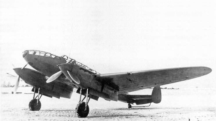 СПБ - скоростной пикирующий бомбардировщик