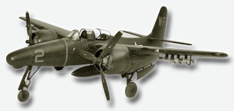 F7F-1 Tigercat