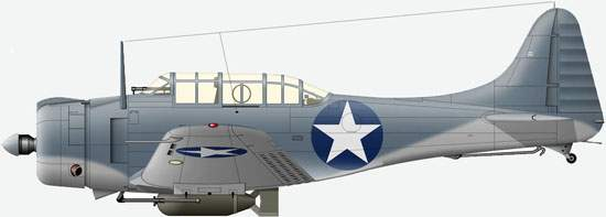 SBD-1 Dauntless