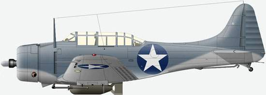 SBD-5/6 Dauntless