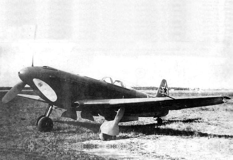 The Yak-9U is the last version which was at war