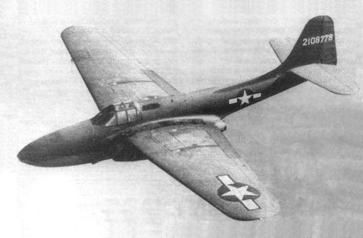 Bell YP-59A