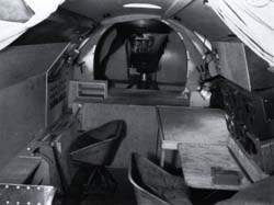 Me-264 cabin