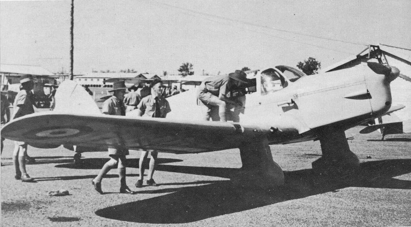 No. 1 Elementary Flying Training School RAAF