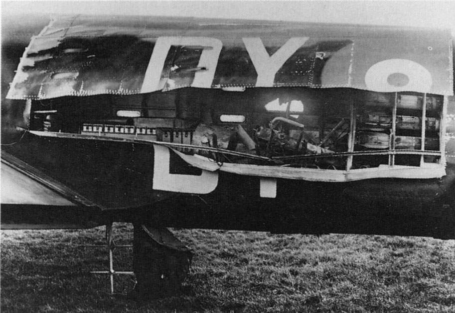 Whitley P5OO5/DY:N on 13 November 1940